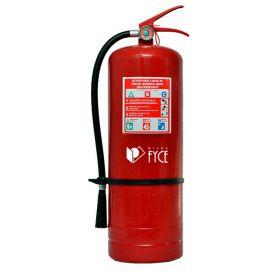 Extintor Polvo ABC. 6 Kg.